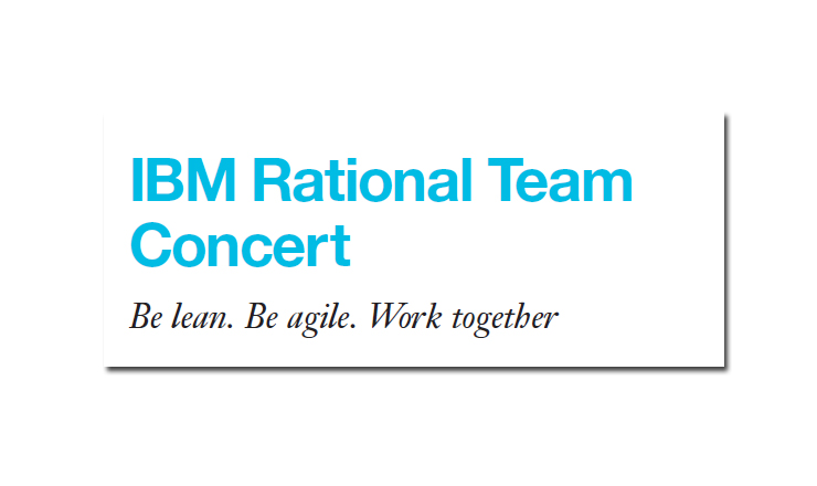 Rational team concert IBM