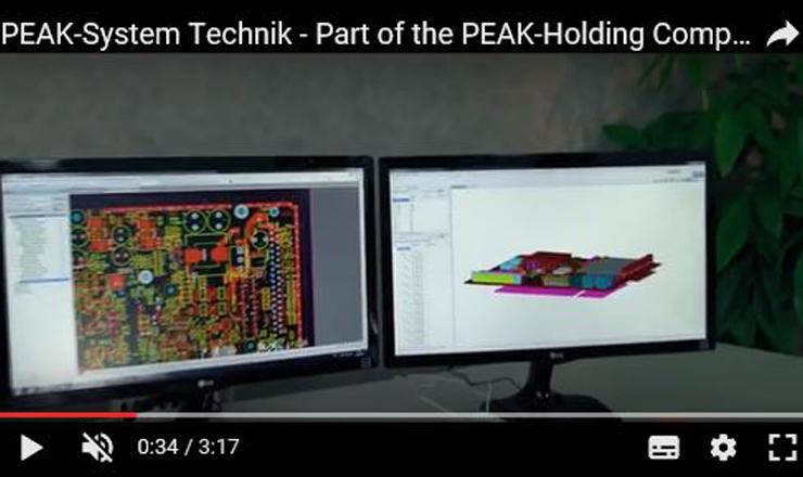 PEAK system