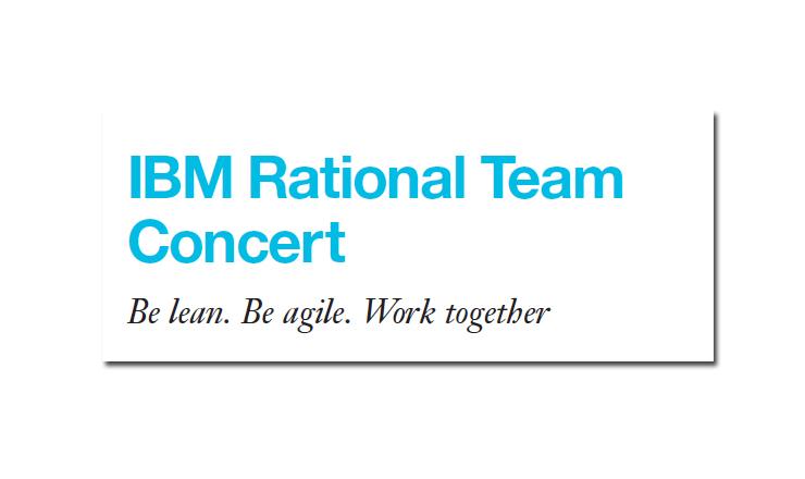 Rational team concert IBM