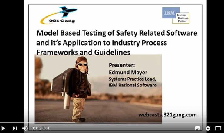 IBM Safety-related software development